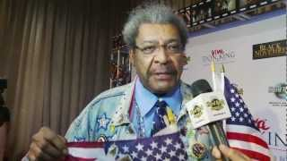 Hard Rock Hotel Hollywood FL - Viva Don King II Red Carpet