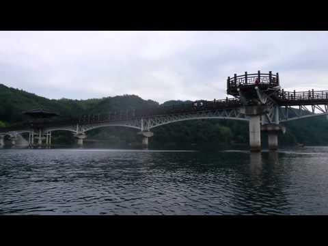 Andong Dam on the Nakdong River 1