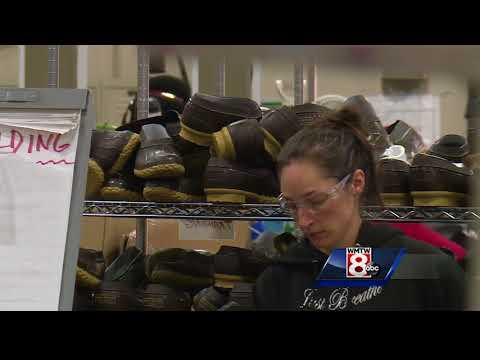 LL Bean boosting production of iconic boot in Maine, adding jobs