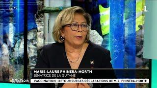 Vaccination : Retour Sur Les Déclarations De Marie-Laure Phinéra-Horth