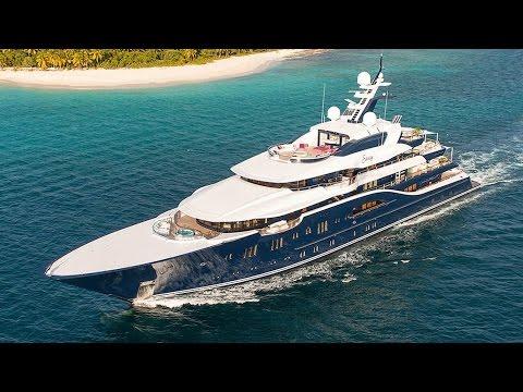 Tour the $174 million Solandge superyacht