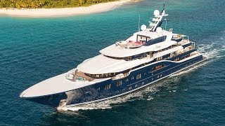 Tour the $174 million Solandge superyacht