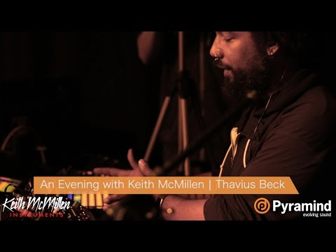 An Evening with Keith McMillen | Thavius Beck