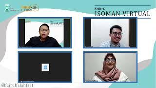 Isoman Virtual bersama Fajrul - SMB 17