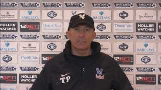 Tony Pulis' Pre-Southampton Press Conference