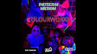 COLOURWORXX x PatternNation x FUUD x West Carolina