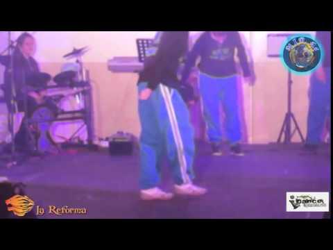 Break Dance  New Impacto  La Reforma   iDance  Evento Solidario