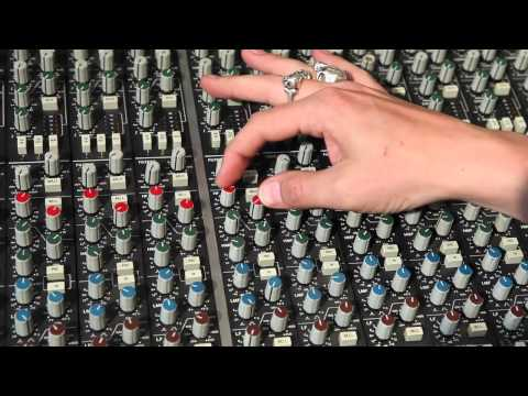 Intro to the Mixing Board