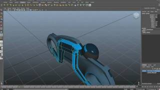 How to model a Tron Light Cycle