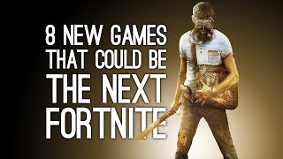 8 New Games Like Fortnite That Could Be The Next Battle Royale Hit