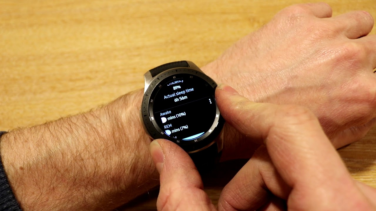 Samsung Galaxy Watch EP5 - How to stop the Heart rate monitor Green  Flashing all night REM sleep