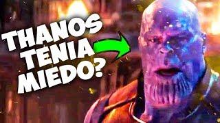 La Razón por la que Thanos No Detuvo la Stormbreaker de Thor!! -Avengers Infinitywar Teoria