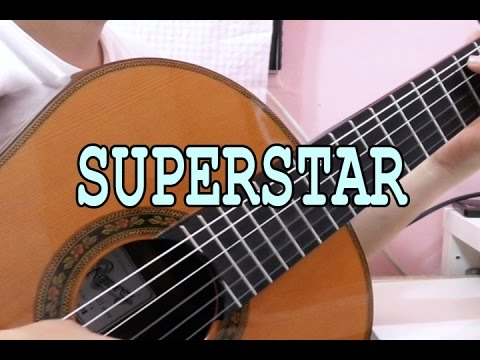 Superstar - The Carpenters (solo guitar cover)