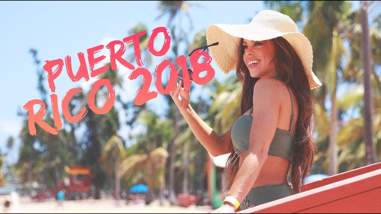 Where to eat in Puerto Rico 2018 ~ Travel Vlog
