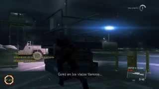 mgsv gz dj vu mission speed run 100 score 92025 stealth h