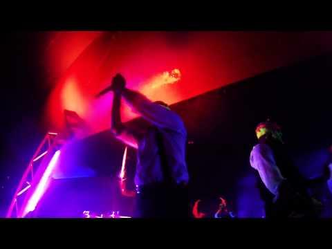 Mushroomhead complete performance - Val Air Ballroom Des Moines Iowa 12/14/14