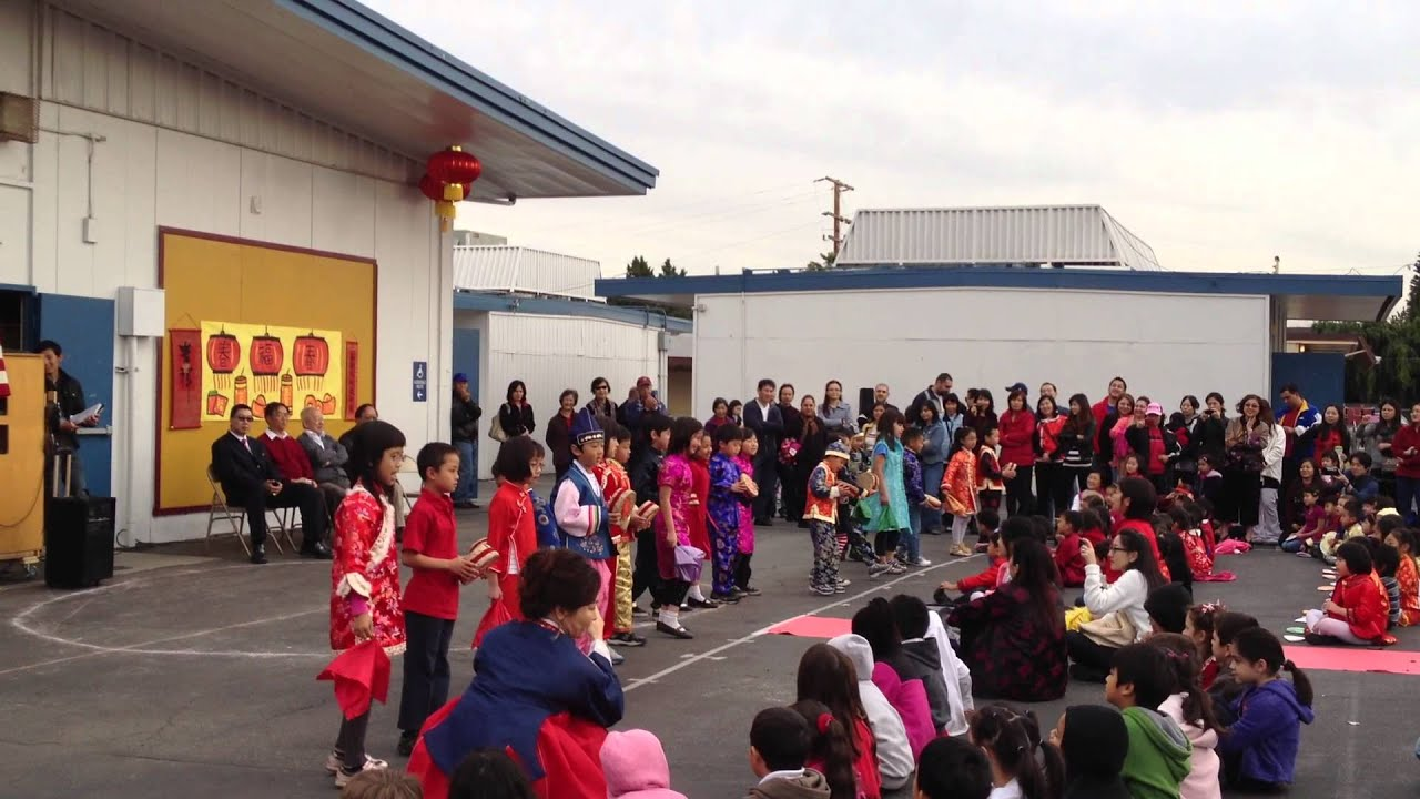Chinese New Year 2012 At Wedgeworth Elementary School