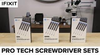 iFixit Pro Tech Screwdriver Set Standard