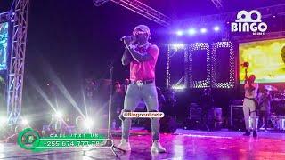 SHOW: HARMONIZE MBELE YA DIAMOND?/Apiga Show ya KUFA Mtu Wasafi festival Mwanza