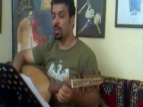Dil-i Biçare Senin'çün Yanıyor (Isfahan Şarkı-Mahmut Celaleddin Paşa) - Ud İcrası