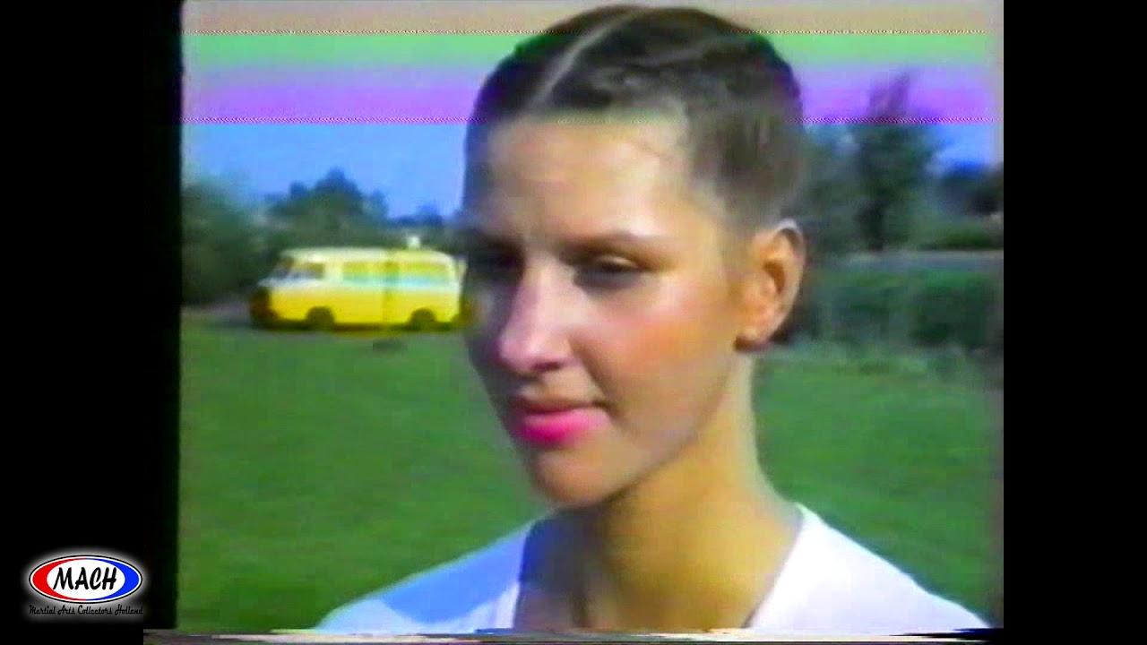Interview Saskia van Rijswijk 1981 - YouTube