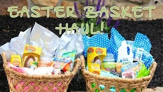 Easter Basket Haul | Brooklyn and Bailey Thumbnail