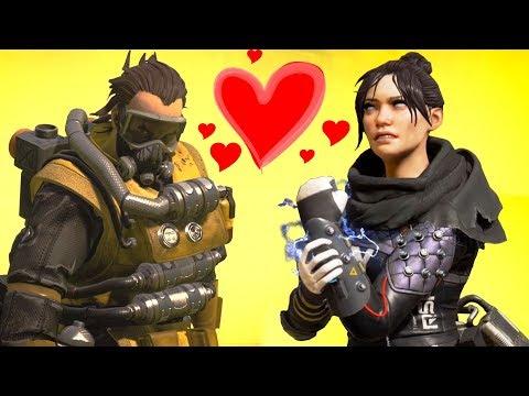 Getting a Boyfriend in Apex Legends
