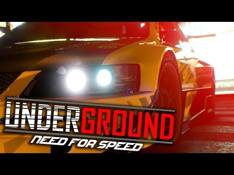 Underground : Need For Speed Official Trailer 2015 (Fan Made)