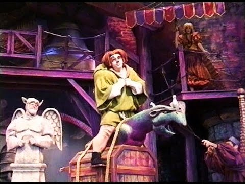 Disney's The Hunchback of Notre Dame - A Musical Adventure ...