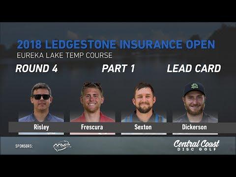 2018 Ledgestone Insurance Open Rd. 4 Pt. 1 (Risley, Frescura, Sexton, Dickerson)
