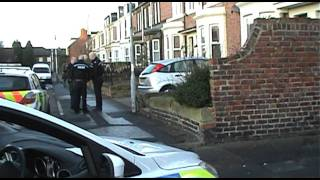 Free Man On The Land arrests....Police harassment/Gateshead Leisure Centre Part 3