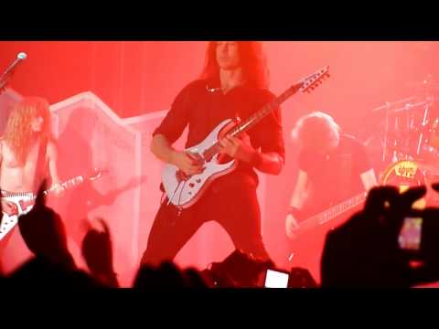Megadeth - Trust - Caracas 06/05/10 Venezuela DVD