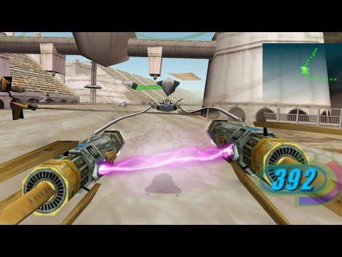 Star Wars Episode I: Racer kommer till PS4 och Switch 21 år gammalt podracing-spel får nytt liv på lite modernare ...