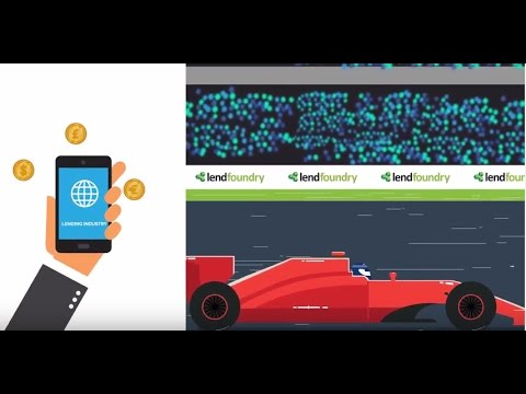 Lending Vs Car Racing  | Lendfoundry:The Fintech OS