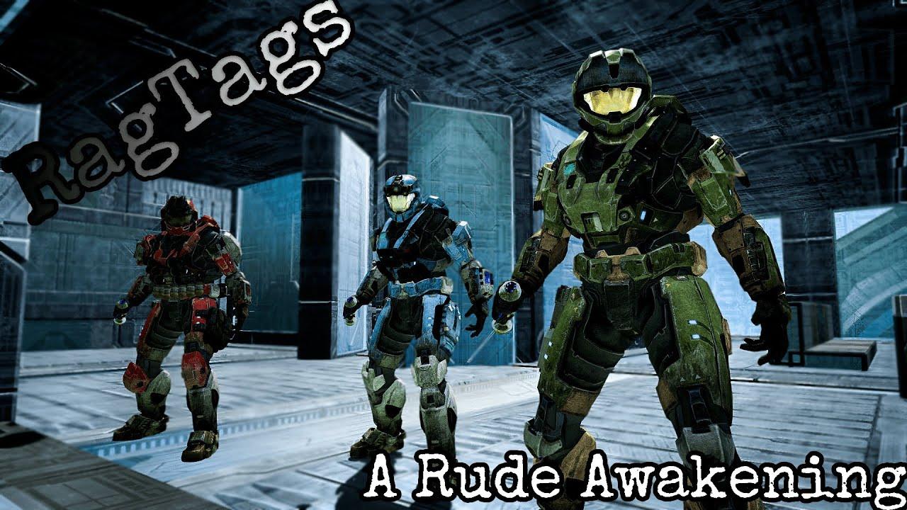 RagTags S1 E2 | A Rude Awakening
