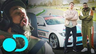 Learning to Race with Humza Arshad | Make Your World Bigger