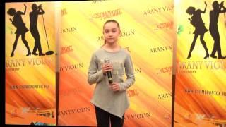 Csomópont - 2017 AranyViolin Énekverseny válogatás összefoglaló