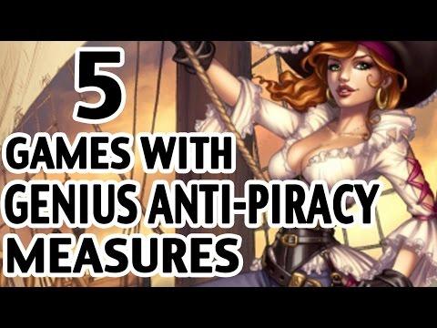5 Games With Genius Anti Piracy Measures