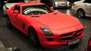 Awesome Cars in Dubai 2011