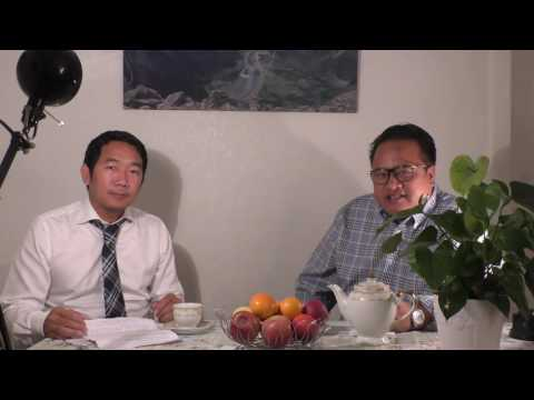 Chin TV Interview - Evan Dr.Tha Nei Fai (Europe Gospel Tour)