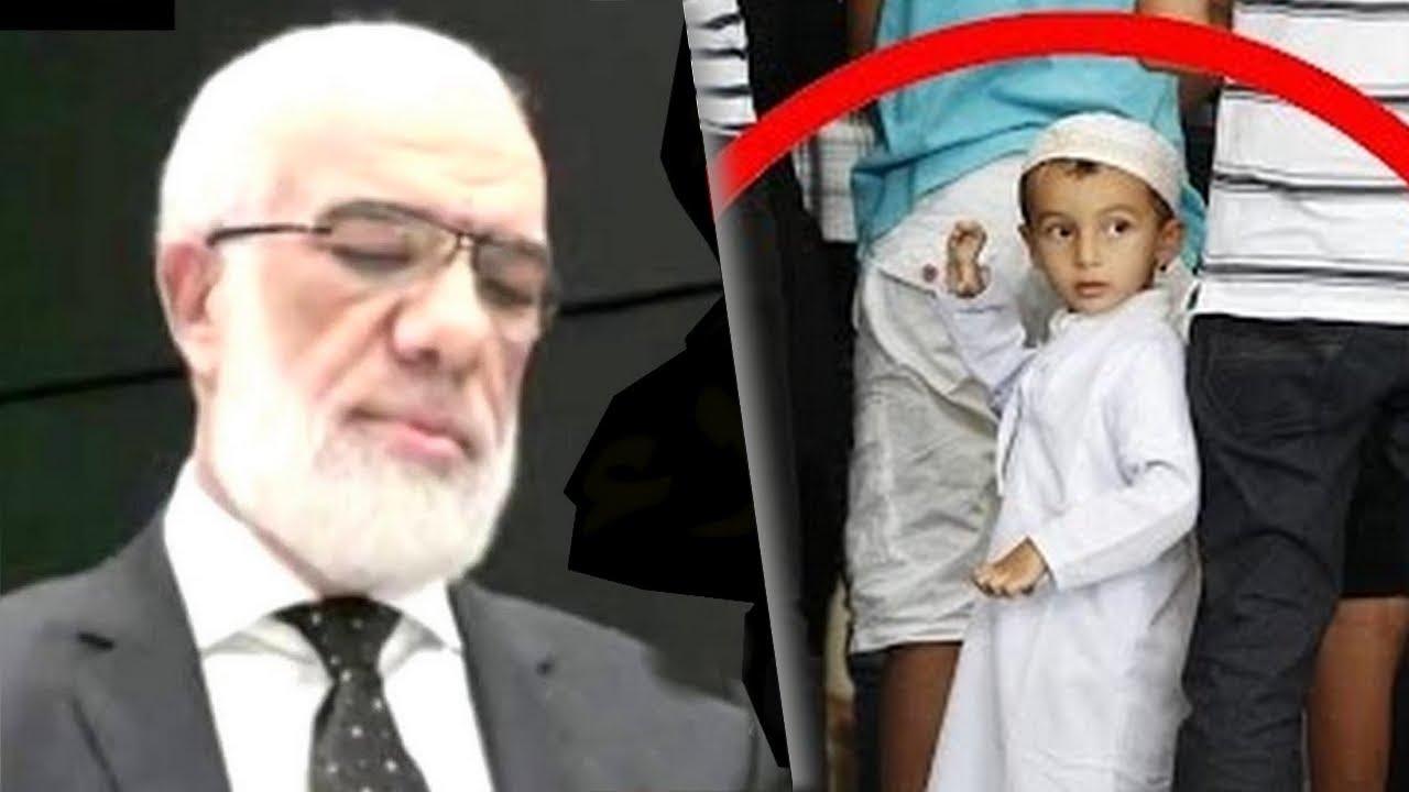 الشيخ عمر عبد الكافي يكشف قصة طفل كلم رسول الله فى رؤيا عجيبة - فأسمع ماذا قال له النبي