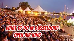 Top Sehenswürdigkeiten Düsseldorf: Open Air Kino
