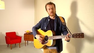 "Rekorder: Damien Rice spielt ""The Greatest Bastard"""