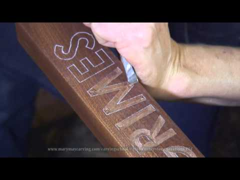 carving raised letters part1 vidinfo carving raised letters part1 doovi 628