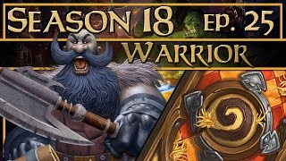 Hearthstone: Kolento plays patron warrior (#25)