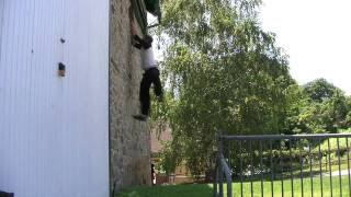Parkour Tutorial: Wall Up