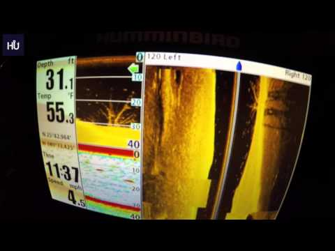 Humminbird Helix 7 Side Imaging and Down Imaging Features an