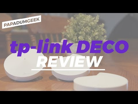 TP-Link Deco M5 Whole Home W-Fi System | Review