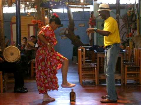 Dominican Republic Merengue Dancing On A Bottle Youtube