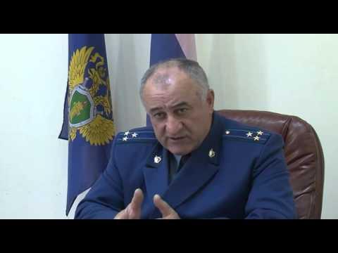 Обращение прокурора г. Избербаш